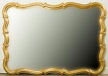 Friedman Brothers Gilded Wall Mirror