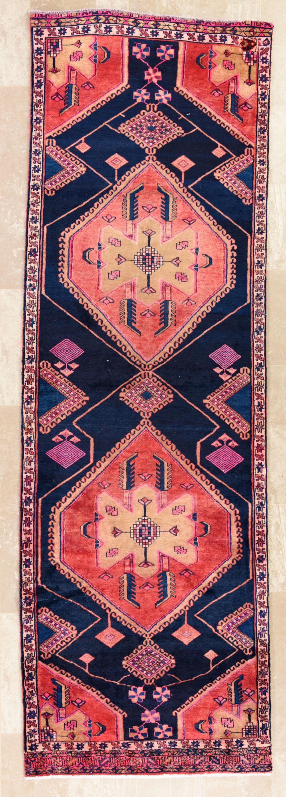 "Shirvan 3'5"" x 10'7"" Runner"