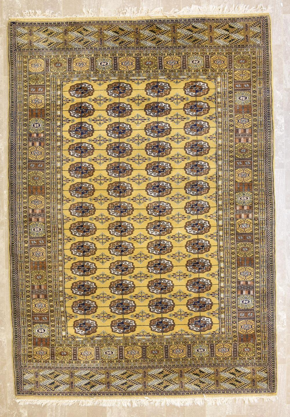 "Royal Bokhara 6'2"" x 9'3"" Rug"