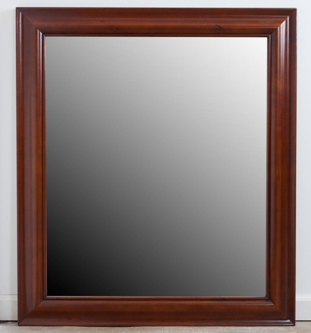 Ogee Wood Frame Wall Mirror