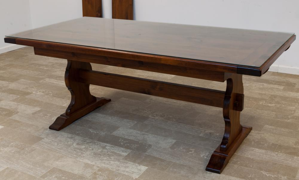 Pennsylvania House Trestle Dining Table