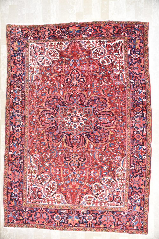 "Persian Heriz / Ahar 8' x 11'4"" Room Size Rug"
