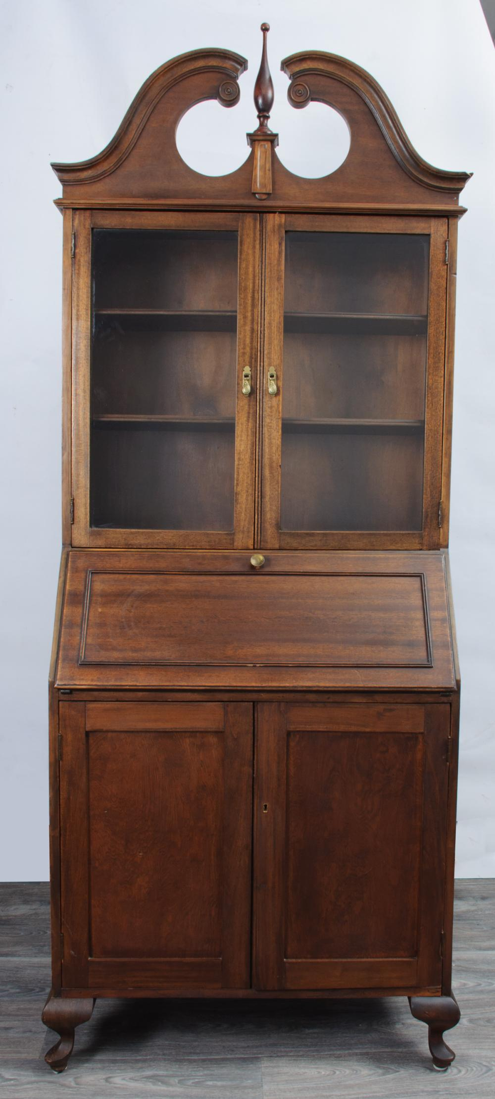 Vintage Secretary Bookcase