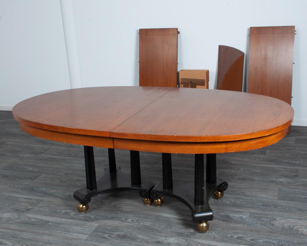 Biedermeier Style Dining Table