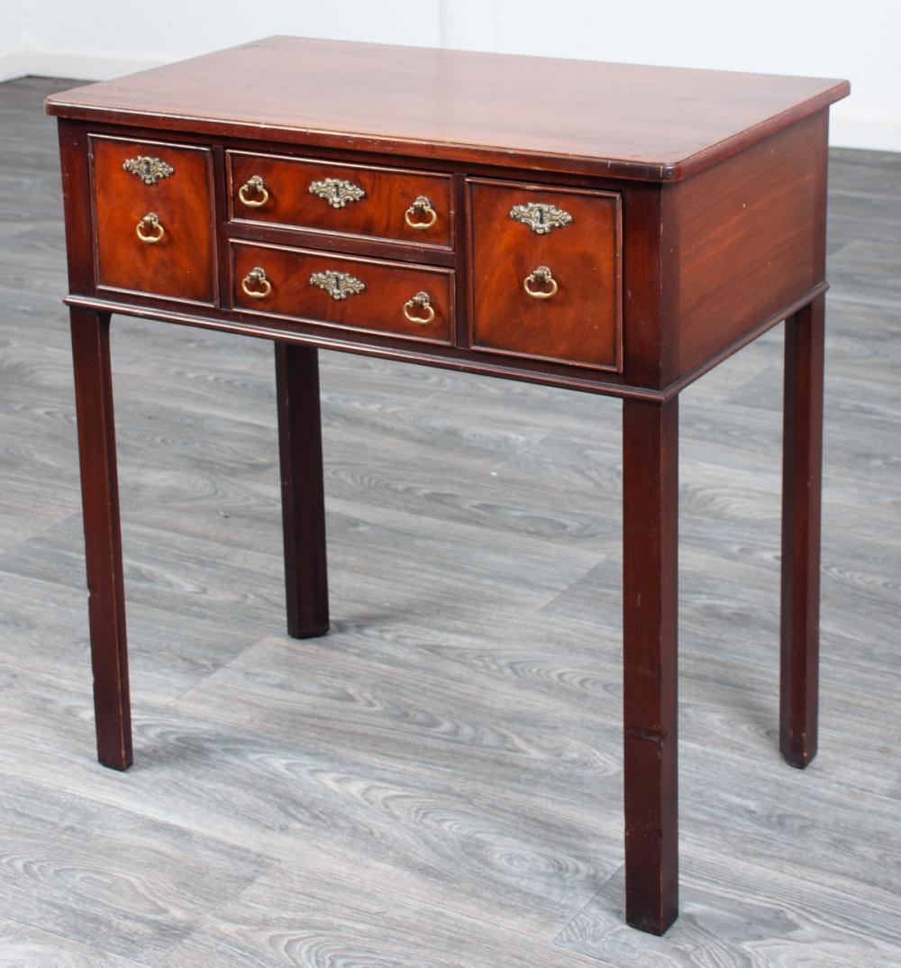 Master-Craftsmen Mahogany Occasional Table