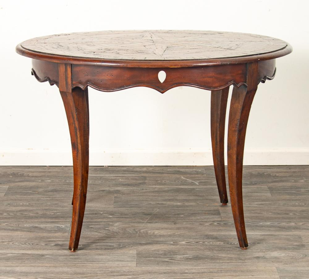 French Style Breakfast Table Harden Furniture