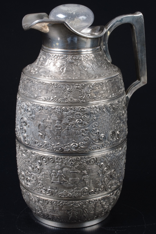 Barbour S.P. International Silver Co. Carafe