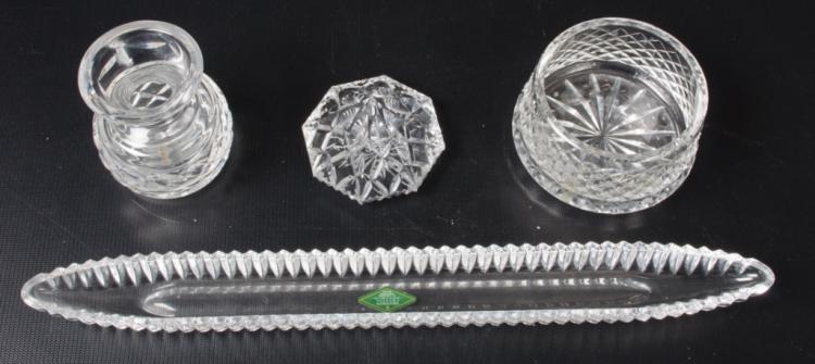 Waterford & Shannon Irish Crystal
