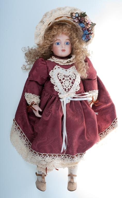 Vernon Seeley 1980 Bru Doll
