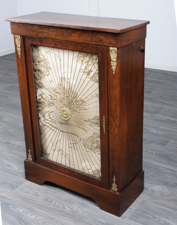 Mahogany Regency Bookcase