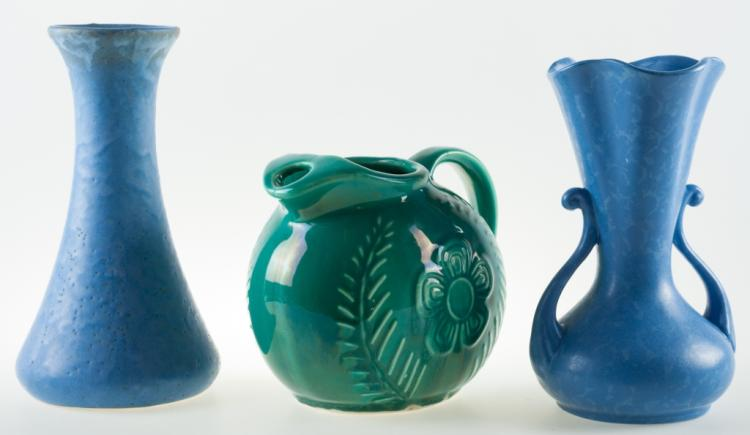 Rumrill American Art Pottery & Others