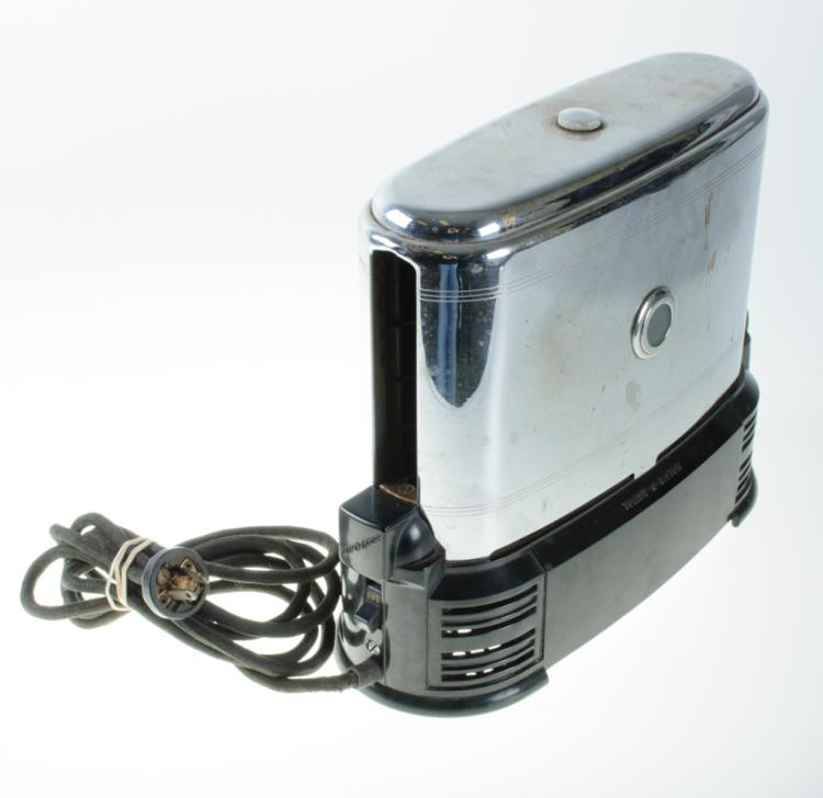 Vintage Toast-O-Lator Model C, Crocker-Wheeler