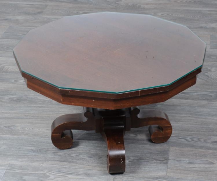 Empire Classical Style Low Table