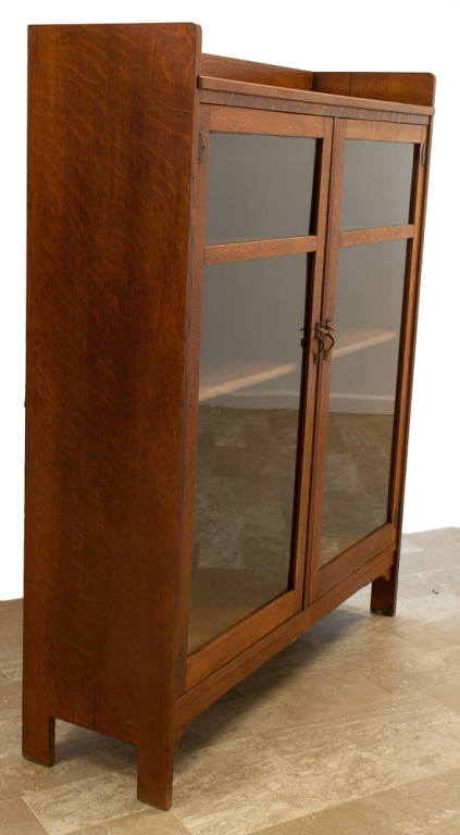 Limberts Arts & Crafts Mission Enclosed Bookcase