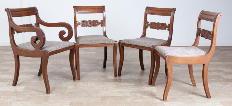 Biggs Dining Chairs Group