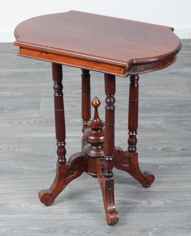 Renaissance Revival Side Table
