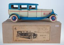 Tin Wind-up DBS Germany BARON 540 Limousine