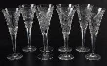 Waterford Fluted Champagne Glasses Group