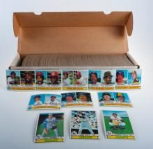 1979 Topps Hand Collated Baseball Cards