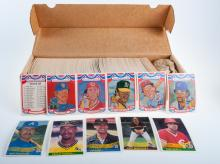 1984 Donruss Hand Collated Baseball Cards