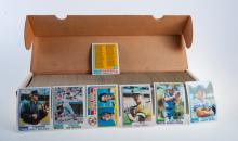 1982 Topps Hand Collated Baseball Cards