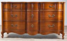 Huntley French Provincial Style Dresser
