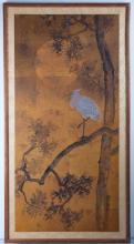 Japanese Iohara Collection Byobu (Screen)