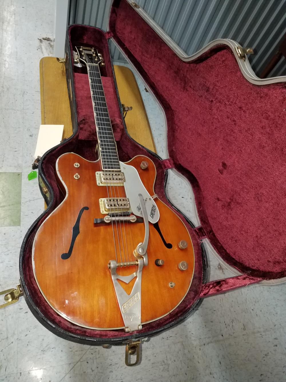 Gretsch Chet Atkins Country Gentleman Bigsby