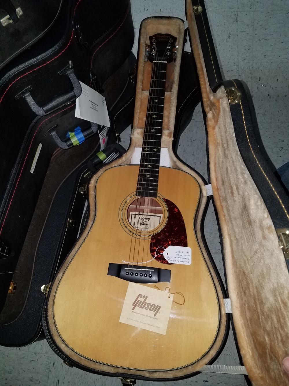 Epiphone by GIBSON Acoustic Guitar Model #PR350
