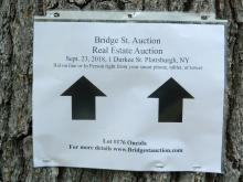 Real Estate Auction: 6 Lots: Ausable Acres