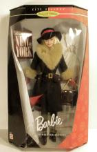VINTAGE WINTER COLLECTION BARBIE DOLL IN ORIGINAL BOX