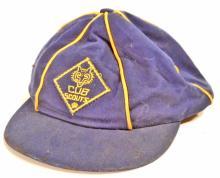 VINTAGE BOY SCOUTS OF AMERICA CUB SCOUT CAP