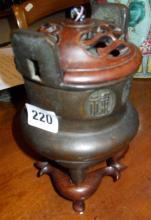 19th c. Chinese bronze