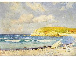 @JOHN McDOUGALL, R.C.A. ( fl.1877-1941) A Sunny