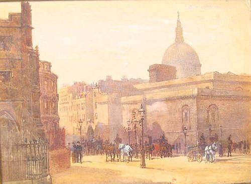 SAMUEL JOHN HODSON, R.W.S. R.B.A. (1836-1908) A