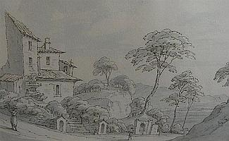 THOMAS SUNDERLAND (1744-1823) On the Road to