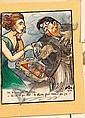 BAC (Ferdinand). Réunion de 21 dessins originaux,, Ferdinand Bac, Click for value