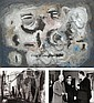 Gino GREGORI (1906 -1973) Sans titre Gouache sur, Gino Gregori, Click for value