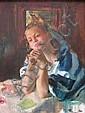 BRENOT PIERRE LAURENT (1913-1998) Jeune fille en, Pierre Laurent Brenot, Click for value