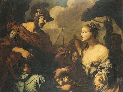 Francesco RUSCHI (Rome 1610 Venise 1661) David et