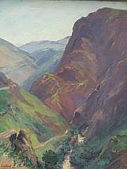 GEO-LACHAUX GEORGES (NÉ EN 1891) Environs de