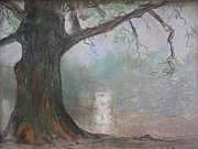 TEN CATE PIETER (1869-1937) Domont, 1906 Pastel
