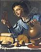 Attribué à Floris van SCHOOTEN (vers 1612- 1655), Floris van Schooten, Click for value