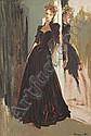 Pierre Laurent BRENOT (1913-1988) Portrait d'une, Pierre Laurent Brenot, Click for value