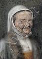 Nicolas LAGNEAU (c.1590 - c. 1666) Portrait de, ? Lagneau, Click for value