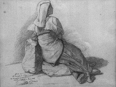 SCHNETZ JEAN-VICTOR (1787-1870)