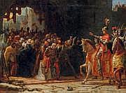 Attribué à Pierre Henri REVOIL (1776-1842) Sujet