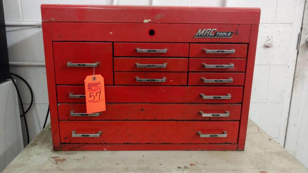 Mac Tools 10 drawer organizer