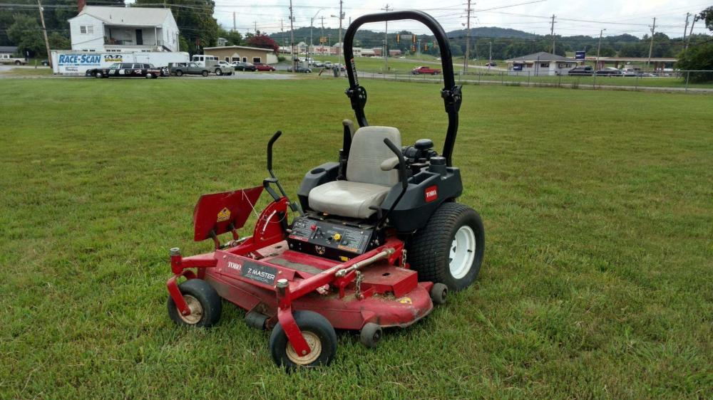 "Toro 54"" commercial mower"