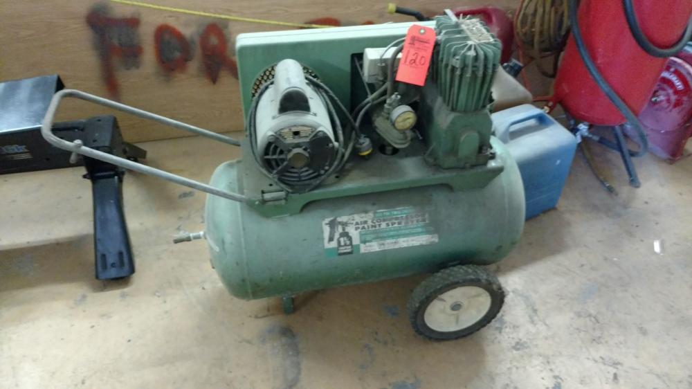 Sears 150 PSI air compressor